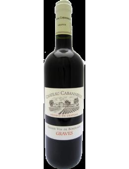 Château CABANNIEUX 2016, Vin, , GRAVES ROUGE
