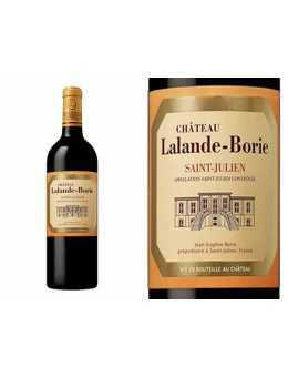 Chateau Lalande Borie 2015, Vin, , SAINT-JULIEN