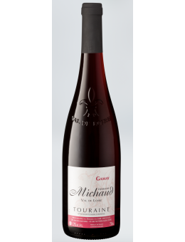 """Domaine Michaud Cuvée """"GAMAY DE TOURAINE 2019, Vin, ,"""