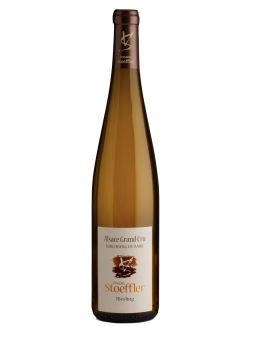 Riesling Grand Cru Kirchberg de Barr - Domaine Stoeffler 2018, Vin, ,